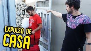 EXPULSEI MEU AMIGO DE CASA !! - TROLLEI MEU AMIGO !! [ REZENDE EVIL ]