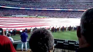 2011 World Series Game 3 National Anthem - Ronnie Dunn