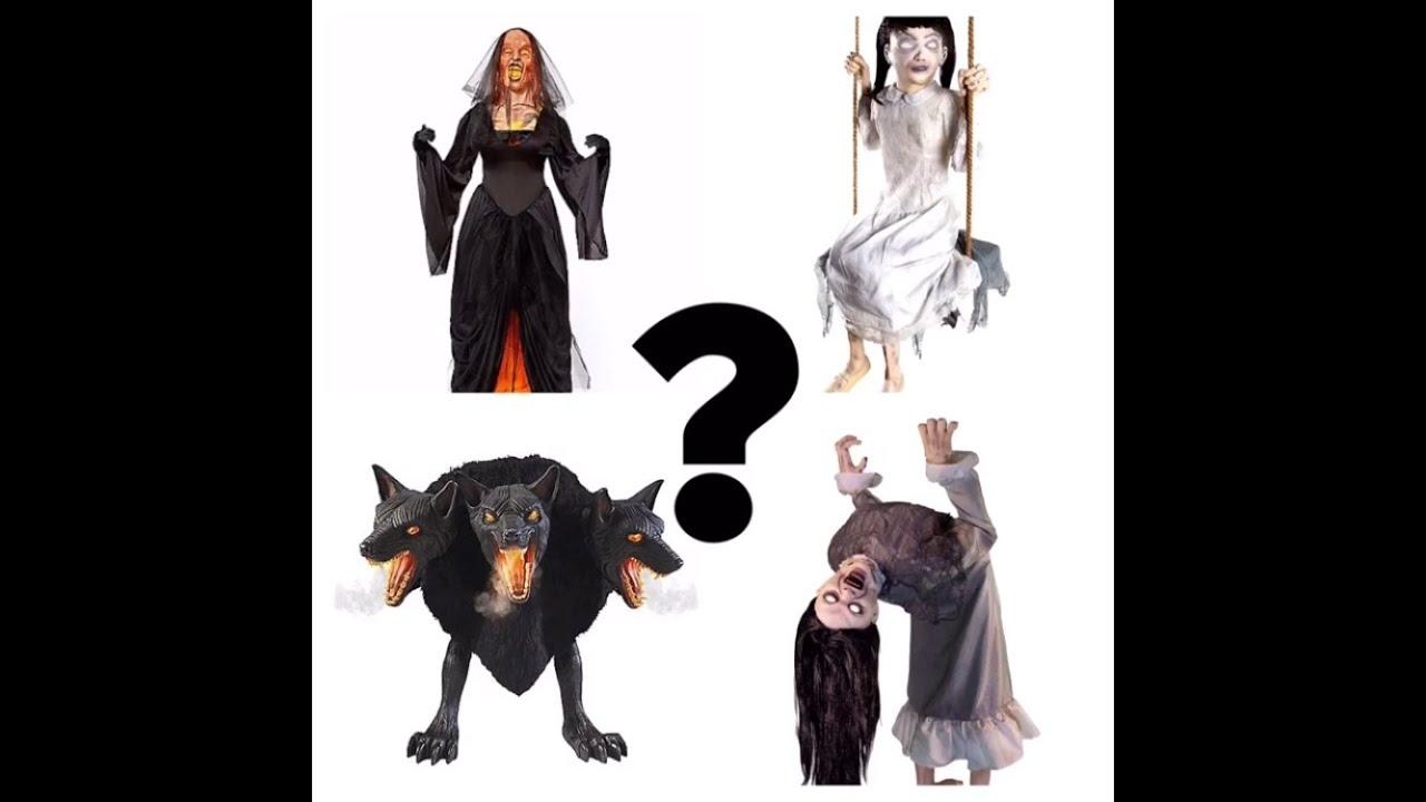 top ten spirit halloween props youtube - Spirit Halloween Props