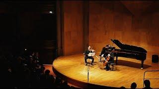 Maxence Grimbert-Barré, TRIO pour violon, violoncelle et piano (complet)