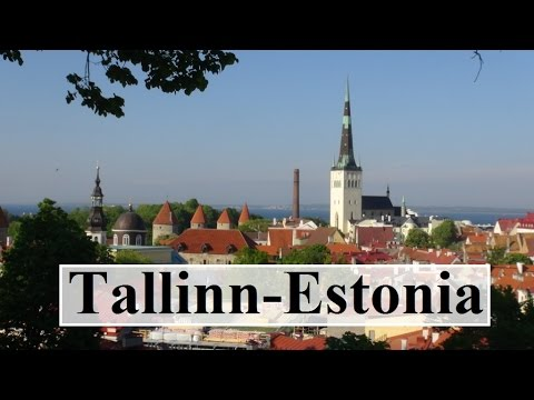 Estonia/Tallinn (Baltic States) 2016 Part 1