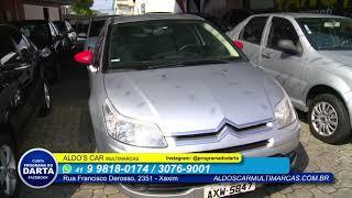 ALDO'S CAR MULTIMARCAS E PROGRAMA DO DARTA PARCERIA 100%