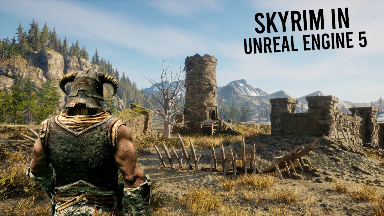 20 INCREDIBLE Unreal Engine 5 Fan-made Graphics Demos