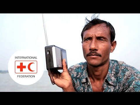 Bangladesh community radio: Hello Red Crescent – We Listen to You