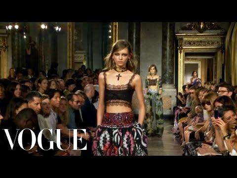 Fashion Show - Emilio Pucci: Spring 2012 Ready-to-Wear