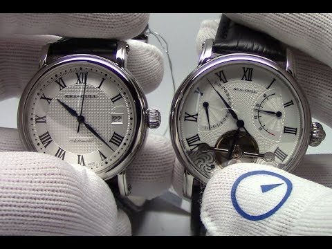 An Overview of Seagull Automatic Watches - Affordable Dress Watches for Men
