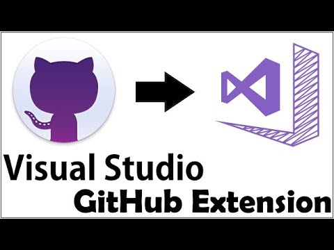 GitHub Extension for Visual Studio