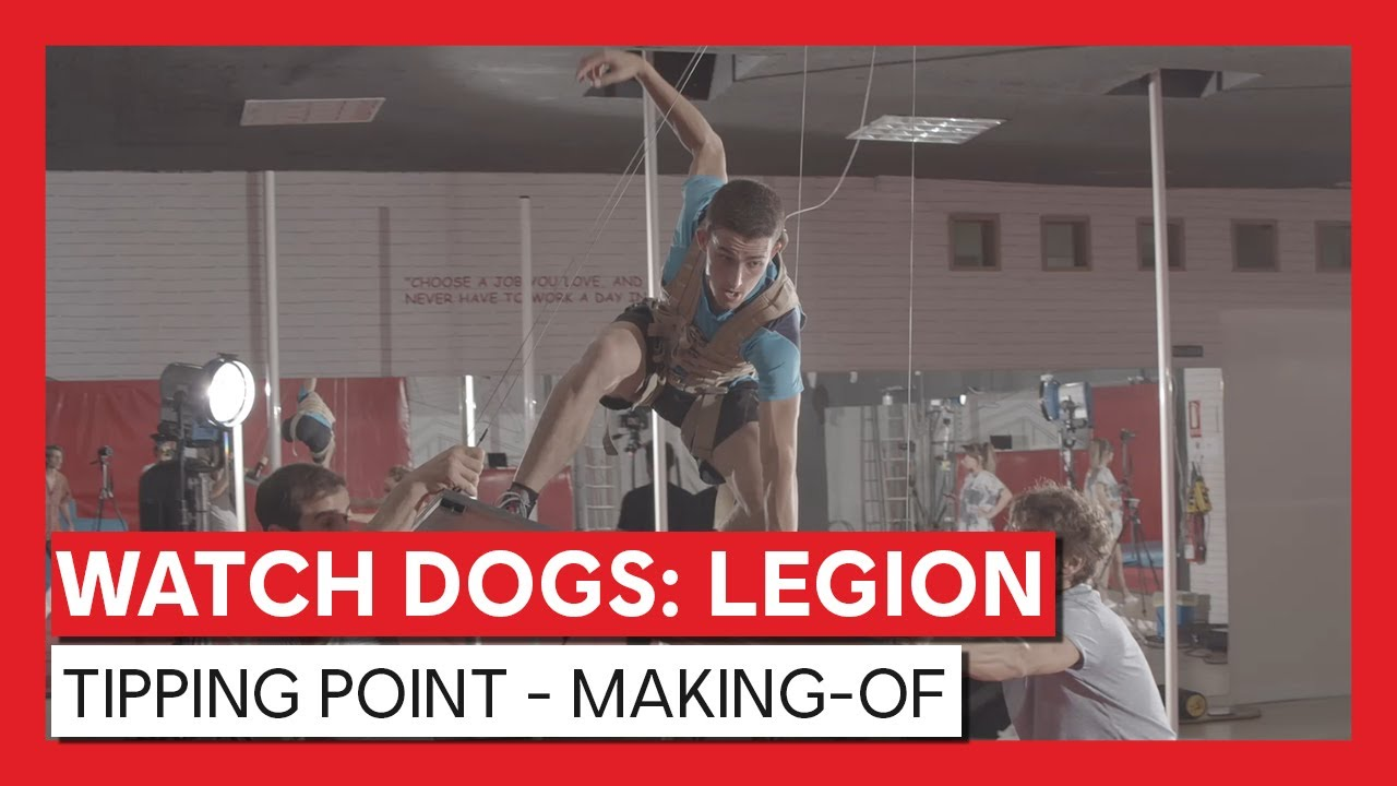 Watch Dogs : Legion - Tipping Point - Making-OfVOSTFR HD