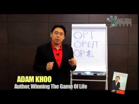 Adam Khoo - The Power Of Leverage (Complete Video)