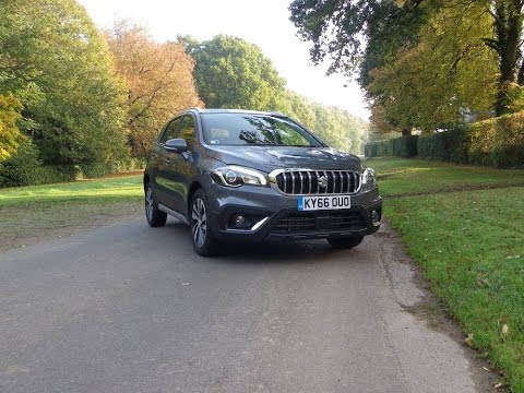 Suzuki S-Cross Review - Car Obsession