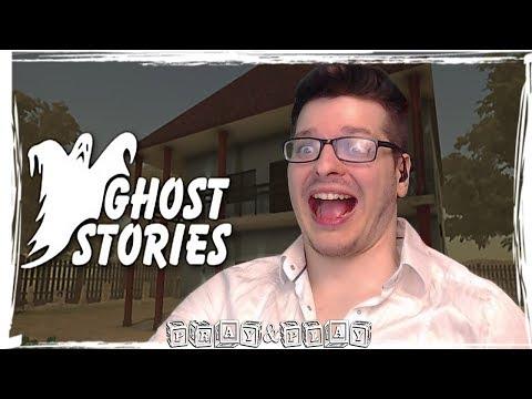 Ghost Stories Обзор Прохождение ! Страшные истории, страшного дома