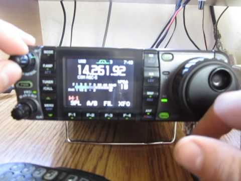 ic 7000 youtube rh youtube com  icom 7000 manual español