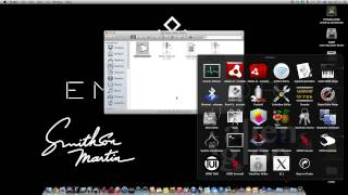 Configuring Touch base driver for Mutitouch Monitor in OSX for use with Smithson Martin Emulator Pro