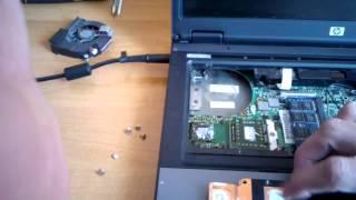 как прогреть мост без паяльной станции hp 6715b Самый быстрый в мире ремонт ноутбука!