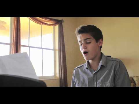 """Bruno Mars """"Never Say You Can't"""" - Official Music Video Cover by Nick Merico"""