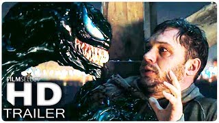 VENOM Trailer 3 German Deutsch (2018)