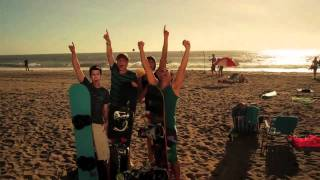 Big Time Rush - Big Time Beach Party (Official Movie Promo)