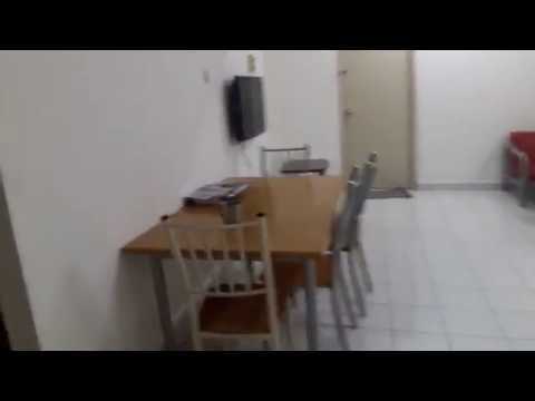 Inside a Sun-U-Residece Unit - Sunway University, Malaysia