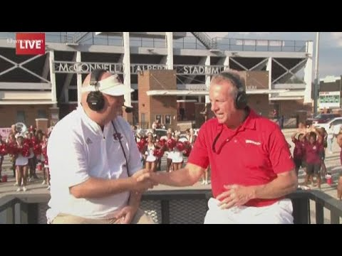 #Tailgate13: Warner Robins High School principal Chris McCook on rivalry game