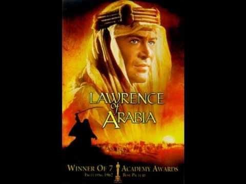 Maurice Jarre Lawrence de Arabia Lawrence of Arabia Overture