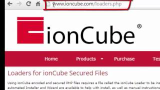 How to Install IonCube Loaders on a Shared Server