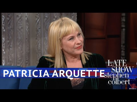 Patricia Arquette Has A Robert Mueller Devotional Candle