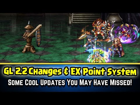 Final Fantasy Brave Exvius - Some 2.2 Changes You May Have Missed