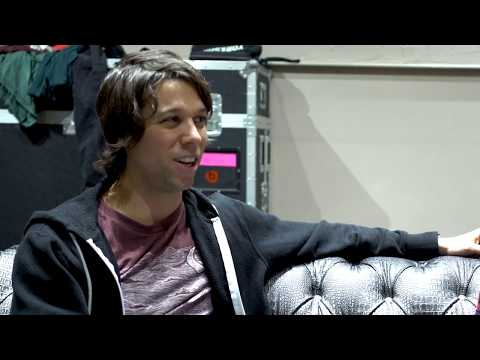 August Burns Red (and a terrible question) Interview @ O2 Institute 2, Birmingham, 2018