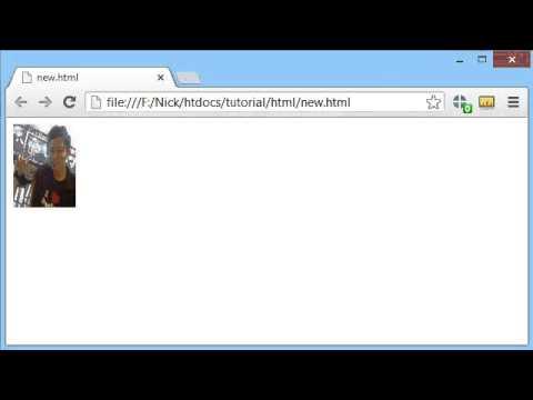 Tutorial HTML - 9 - Menambahkan Gambar Dalam Web Kita