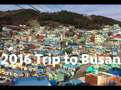 TRAVEL // Trip to Busan 2016