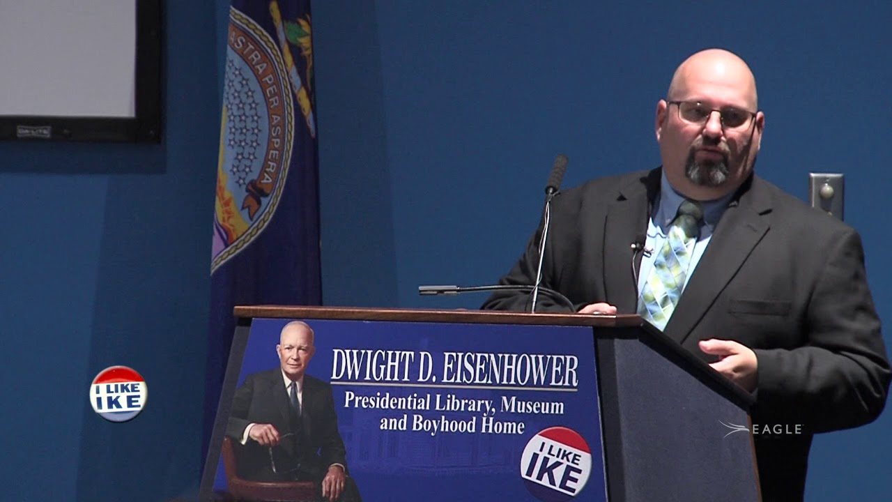 """Download Eisenhower Library: Earl """"Pete"""" Ellis"""