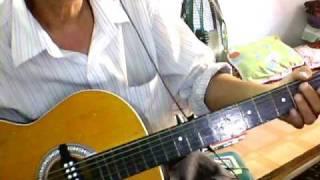 dem hat guitar dieu badao thuong ve mien trung