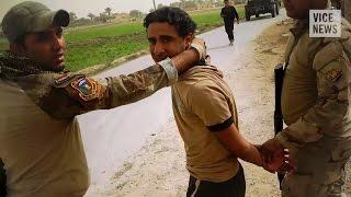 Освобождение деревень и задержания игиловцев иракским спецназом. Русский перевод.