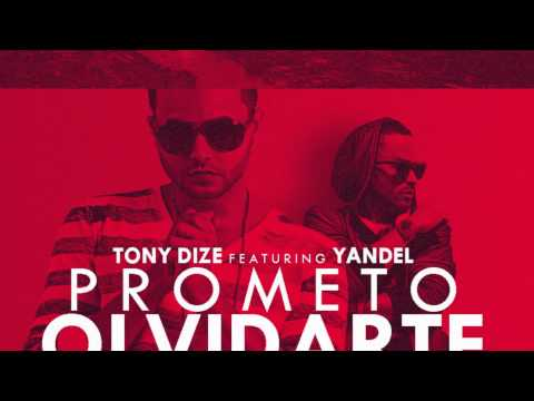 Tony Dize Ft. Yandel - Prometo Olvidarte (Remix) (Preview)