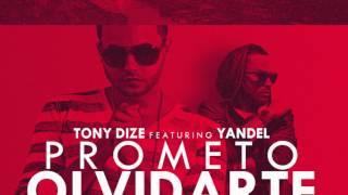 Tony Dize Ft. Yandel - Prometo Olvidarte (Remix) (Preview)
