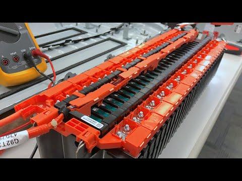 High Voltage Hybrid Systems - 2017 Toyota Prius Li-Ion Battery
