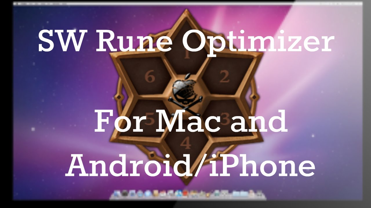 Summoners War: Rune Optimizer Private Server on Your Computer(Any)