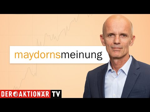 Maydorns Meinung: Dow, DAX, Nasdaq, Wirecard, Allianz, Post, Teamviewer, Lufthansa, TUI, Tesla, BYD