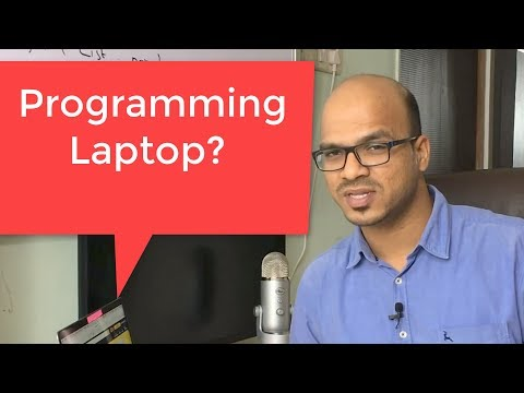How To Buy A Laptop For Programming?
