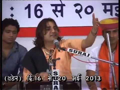 Prakash Mali Live | 'Thari Jai Ho Pawan Kumar' - Bajrang Balaji Bhajan | Latest Rajasthani Songs