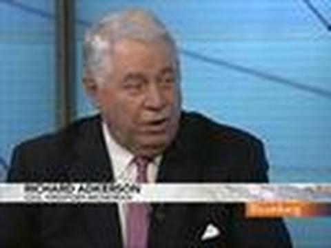 Freeport's Adkerson Discusses Economy, Copper Market: Video