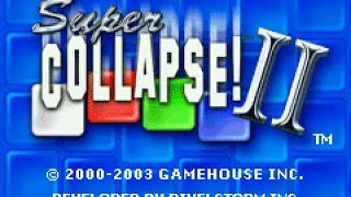 [First Try] Super Collapse! II (2003 Gamehouse, GBA)[720p]