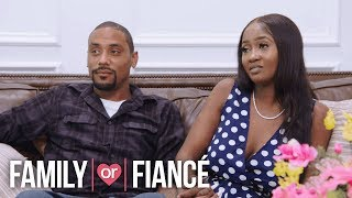 Keron Voices His Concerns About Introducing His Fiancé Ashley to His Family | Family or Fiancé | OWN