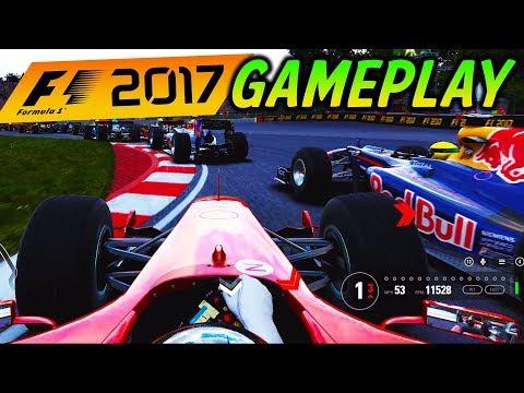 F1 2017 Gameplay: NEW GAMEMODES! - Ferrari F2004 (F1 2017 Championships Mode)