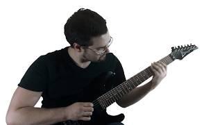 Archspire – Involuntary Doppelgänger Guitar cover