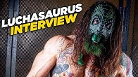 Luchasaurus On AEW, Jungle Boy And The Representation Of Dinosaurs In Media