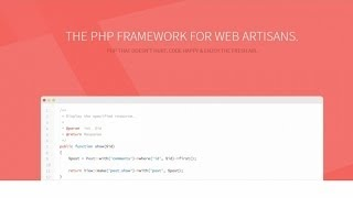 Tutoriel PHP : Introduction à Laravel