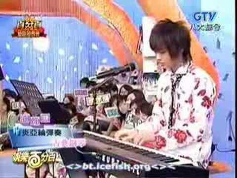 """Kiss Goodbye & 唯一"" : Aaron - Yan YaLun"