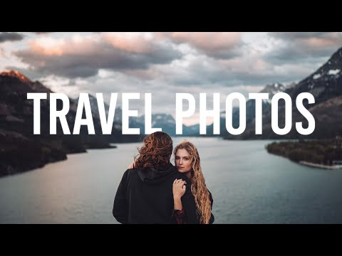 TRAVEL PHOTOGRAPHY - Part 2 [Camera Settings, Best Practices, 35mm Film]