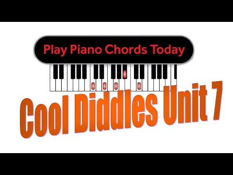 Cool Piano Chords Youtube